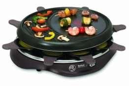 Der Tefal RE 5160 Raclette Simply Invents 8 - Bild 3.