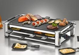 Rommelsbacher RCC 1500 Fashion Raclette-Grill und Raclette kaufen Bild mit allen Vorteilen und Nachteilen aus den Kundenrezensionen.