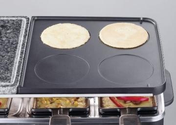 Der Severin RG-2341 Raclette-Grill und Raclette kaufen - Bild 2.