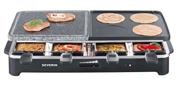 Der Severin RG-2341 Raclette-Grill und Raclette kaufen - Bild 3.