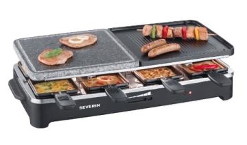 Der Severin RG-2341 Raclette-Grill und Raclette kaufen - Bild 4.