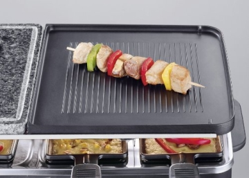 Der Severin RG-2341 Raclette-Grill und Raclette kaufen - Bild 5.