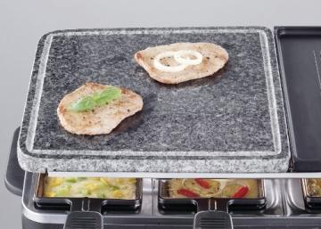 Der Severin RG-2341 Raclette-Grill und Raclette kaufen - Bild 6.