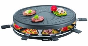 Der Severin RG 2681 Raclette-Grill ist ein günstiger Raclette-Grill und Raclette zum kaufen. Alle Vorteile und Nachteile hier.