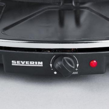 Der Severin RG 2681 Raclette-Grill ist ein günstiger Raclette-Grill und Raclette zum kaufen - Bild 3.