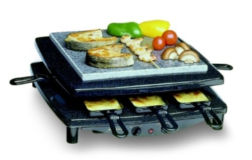 Der Steba RC 3 PLUS Raclette und Raclette-Grill - Bild 3.