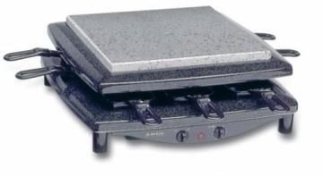 Der Steba RC 3 PLUS Raclette und Raclette-Grill - Bild 4.
