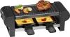Der Clatronic RG 3592 Raclette-Grill und Raclette - Perfekt und gemütlich für zwei Personen im Überblick.