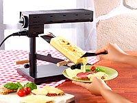 Der Rosenstein & Söhne Raclette-Ofen Schweizer Art im Raclette Ratgeber als Alternative zum klassischen Raclette-Grill - Bild 4.