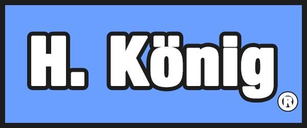 H. König Logo